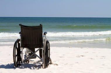Désolé d'être handicapé